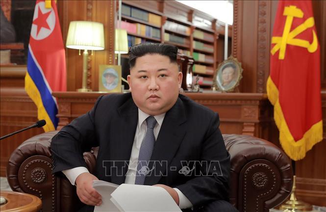 """Nhà lãnh đạo Triều Tiên """"quan ngại"""" về bế tắc trong đàm phán hạt nhân với Mỹ"""