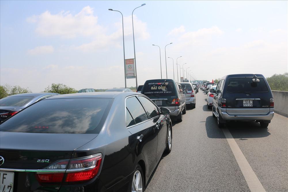Theo GS Nguyễn Trọng Hòa lượng xe ngày tăng cao, doanh thu ngày càng lớn thì nên tính lại việc giảm thời hạn thu phí của BOT.