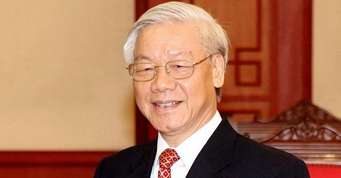Tổng Bí thư, Chủ tịch nước gửi thông điệp nhân dịp Việt Nam trúng cử HĐBA
