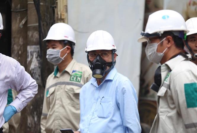 Lộ văn bản lập lờ của UBND quận Thanh Xuân sau vụ cháy Công ty Rạng Đông?