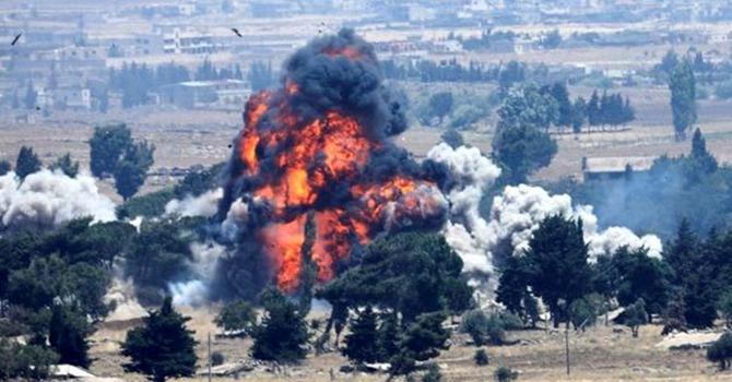 Thế giới 24h: Mỹ đánh bom hàng loạt mục tiêu ở Iraq và Syria