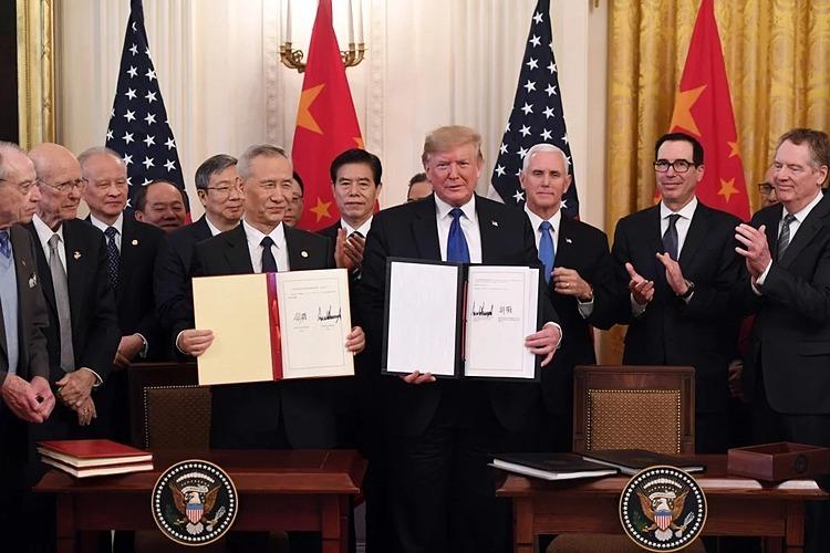 Thế giới 24h: Thỏa thuận thương mại Mỹ-Trung giai đoạn 1 được ký kết
