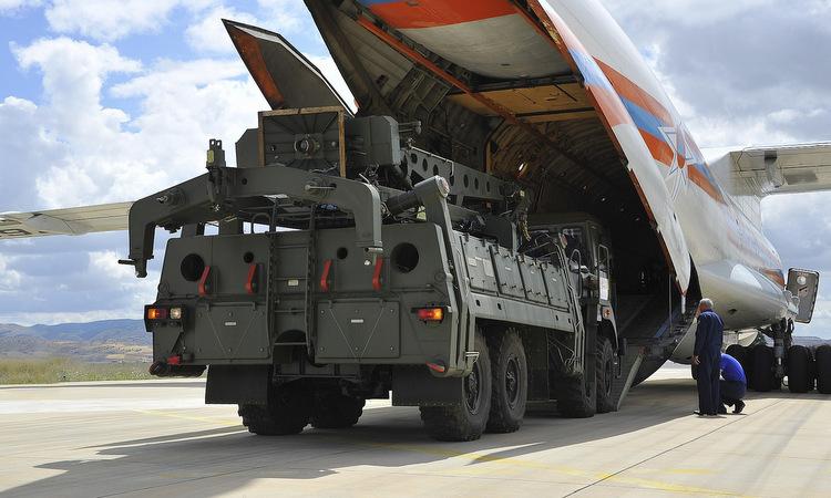Nga hoàn tất hợp đồng S-400 với Thổ Nhĩ Kỳ
