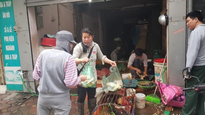 30 tết, hà nội, chợ tết, giá cả, leo thang, thịt lợn - ảnh 8