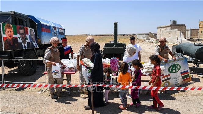 HĐBA Liên Hợp Quốc tiếp tục bày tỏ quan ngại về tình hình nhân đạo tại Syria