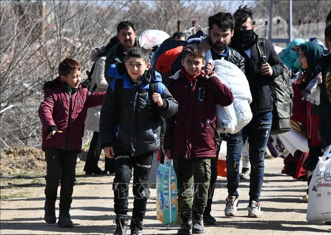 EU cáo buộc Thổ Nhĩ Kỳ sử dụng 'lá bài' người di cư