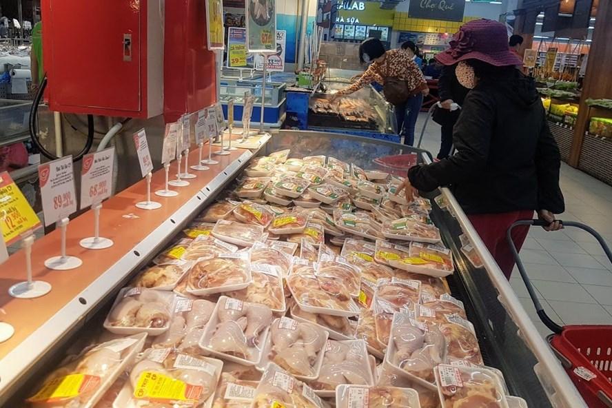 Giá thịt đến người tiêu dùng chênh lệch với giá gốc gấp 2-3 lần