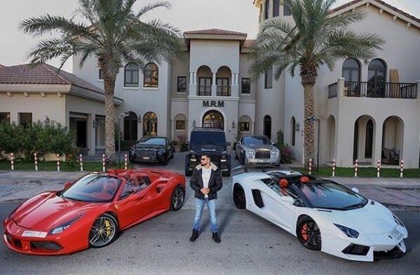 Doanh nhân giàu nhất Syria bị tịch thu tài sản