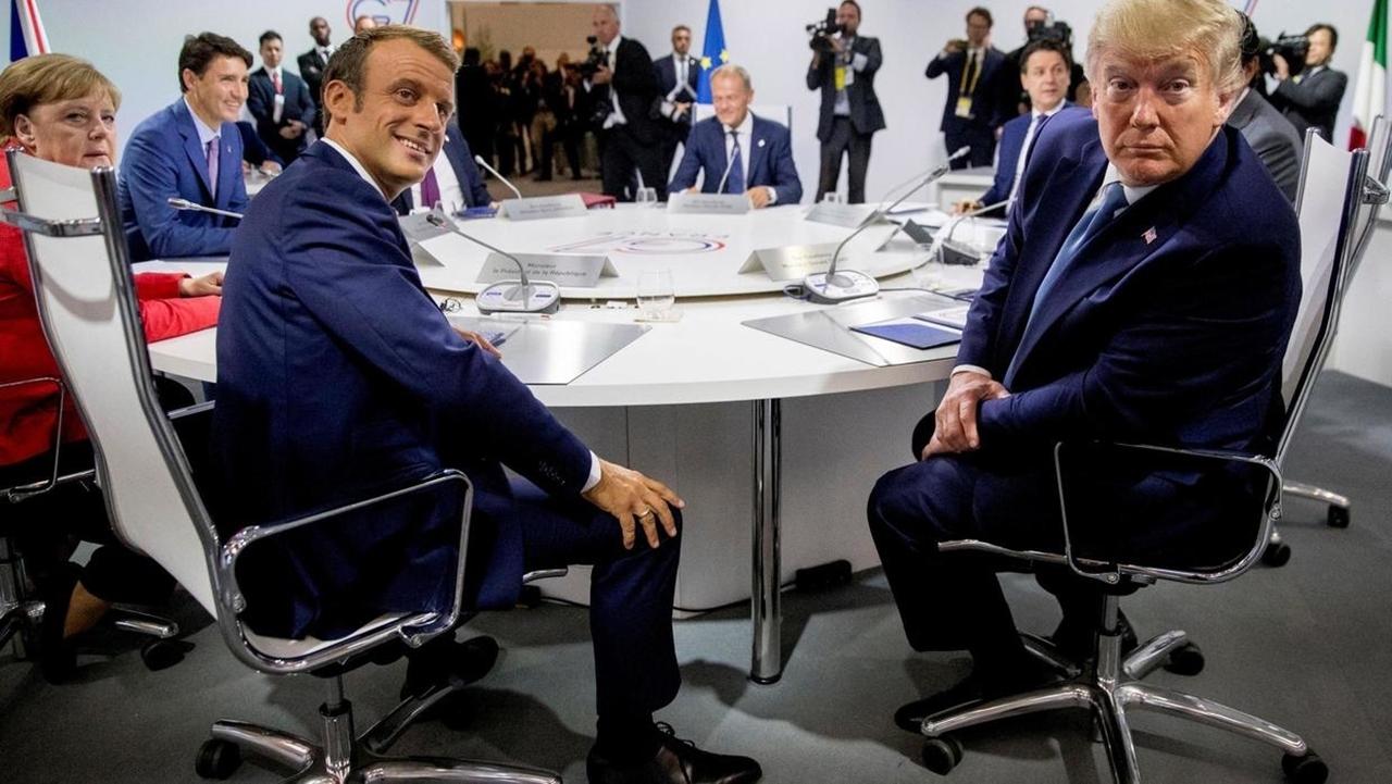 Thế giới 24h: Hội nghị thượng đỉnh G7 sẽ được tổ chức tại Nhà Trắng vào cuối tháng 6