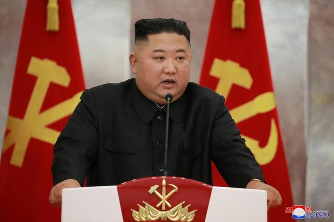 Ông Kim Jong Un: Sẽ không còn chiến tranh nhờ có vũ khí hạt nhân