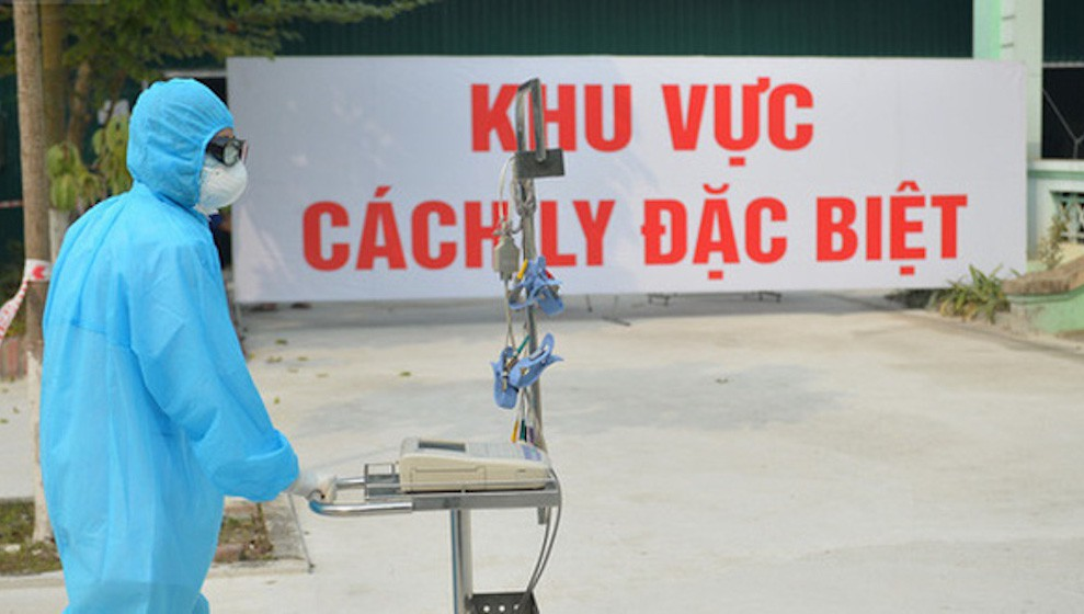 Thêm 2 ca mắc Covid-19 nhập cảnh được cách ly tại Khánh Hòa, TP.HCM