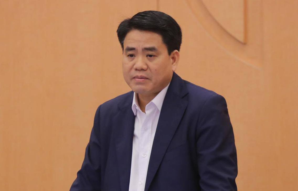 Đề nghị truy tố ông Nguyễn Đức Chung cùng 3 bị can