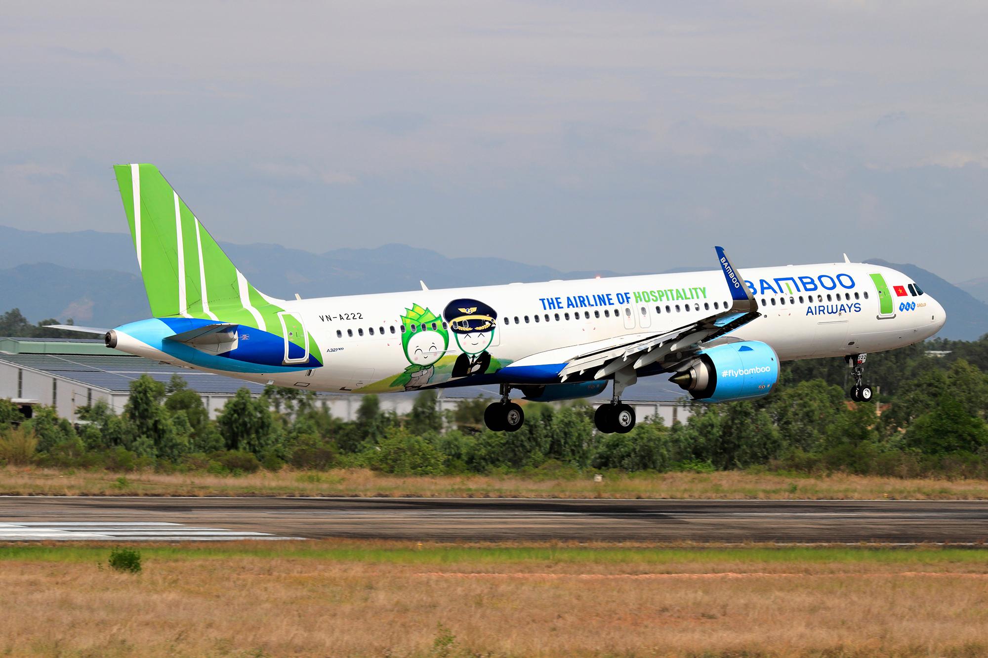 Bamboo Airways phối hợp thực hiện các chuyến bay đặc biệt đưa người dân Bình Định từ TP.HCM về quê
