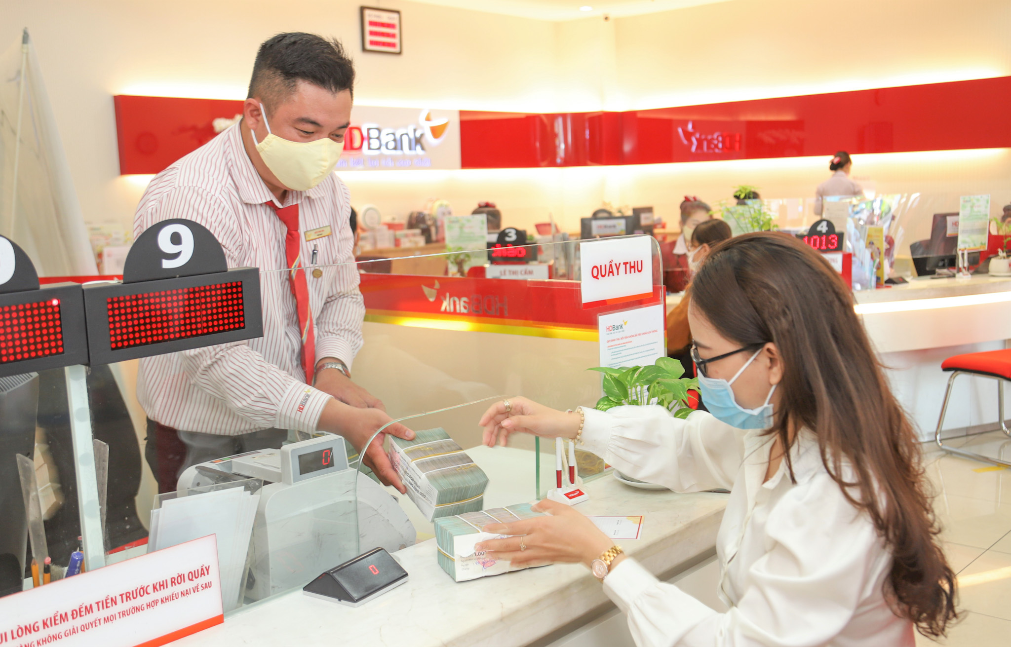 HDBank Achieves Gross Income Exceeding VND 4,190 Billion