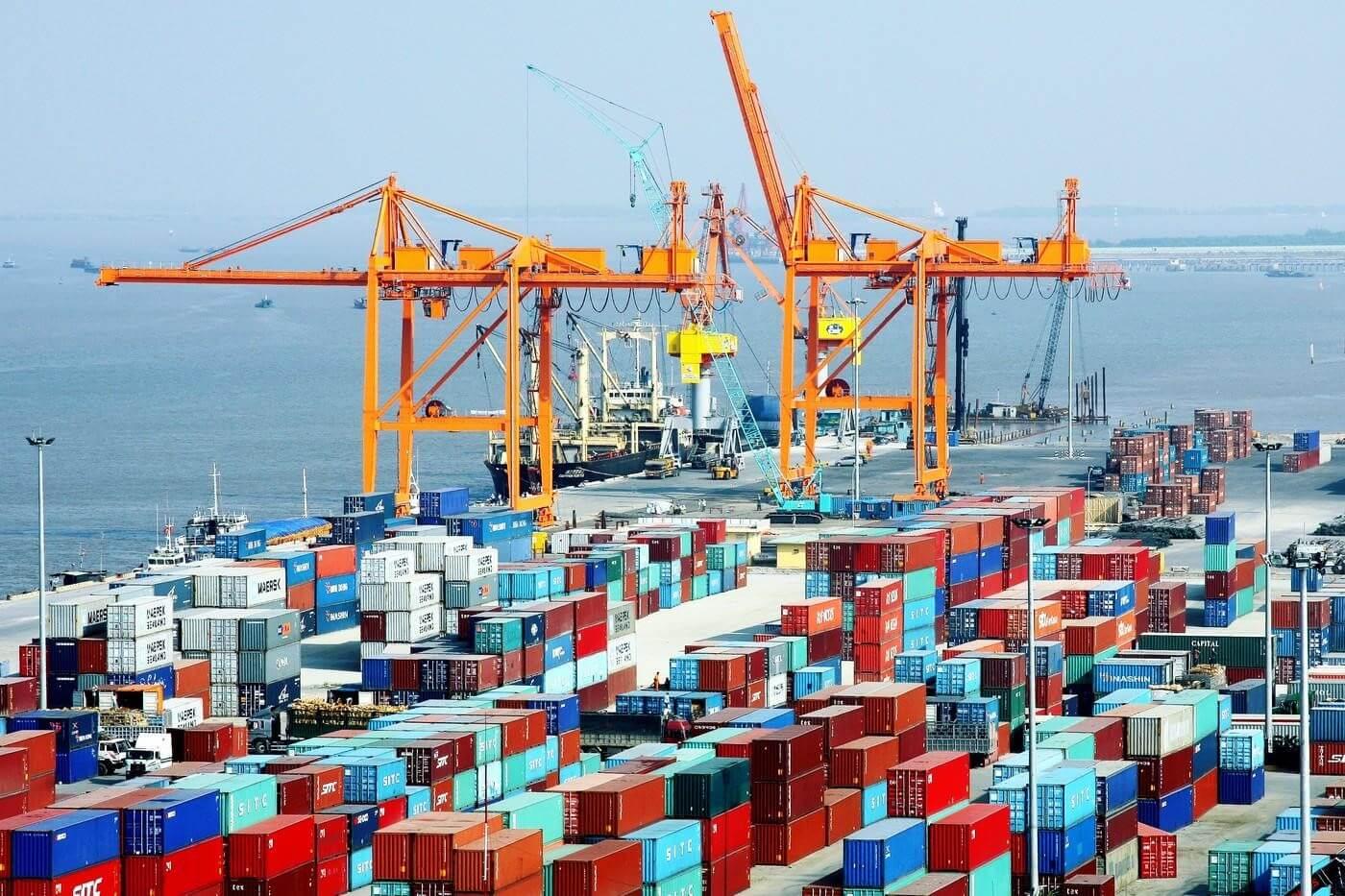 Tổng cục Hải quan gấp rút ra phương án tháo gỡ ùn tắc hàng hóa tại cảng Cát Lái