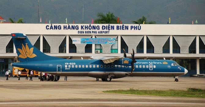 Lập đề án mở rộng sân bay Điện Biên