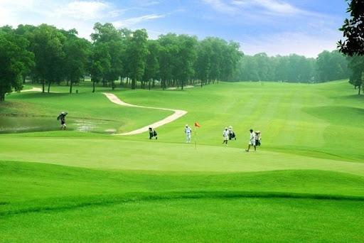 Xây sân golf và khu dịch vụ ở Bà Rịa – Vũng Tàu