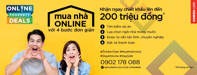 Gamuda Land tung chiêu độc lạ mua – bán nhà kiểu mới trong kỷ nguyên 4.0