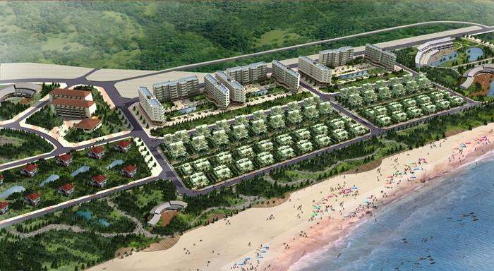 Quy hoạch khu du lịch sinh thái rộng 25,77 ha ở Thanh Hóa