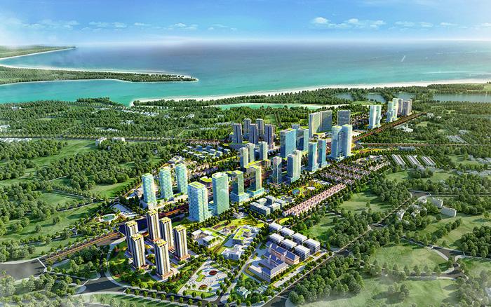 """Khó bố trí vốn, lo bị thu hồi dự án, DIC muốn """"bắt tay"""" Him Lam xây khu đô thị 90,5 ha"""