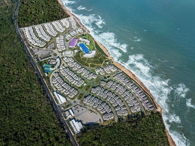 Xây khu nhà ở thương mại thấp tầng rộng 2,5 ha ở Vũng Tàu
