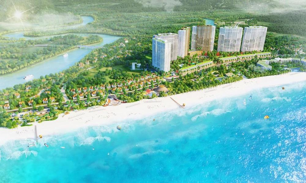 Xây khu nhà ở thương mại dịch vụ du lịch rộng 13 ha ở Bà Rịa - Vũng Tàu