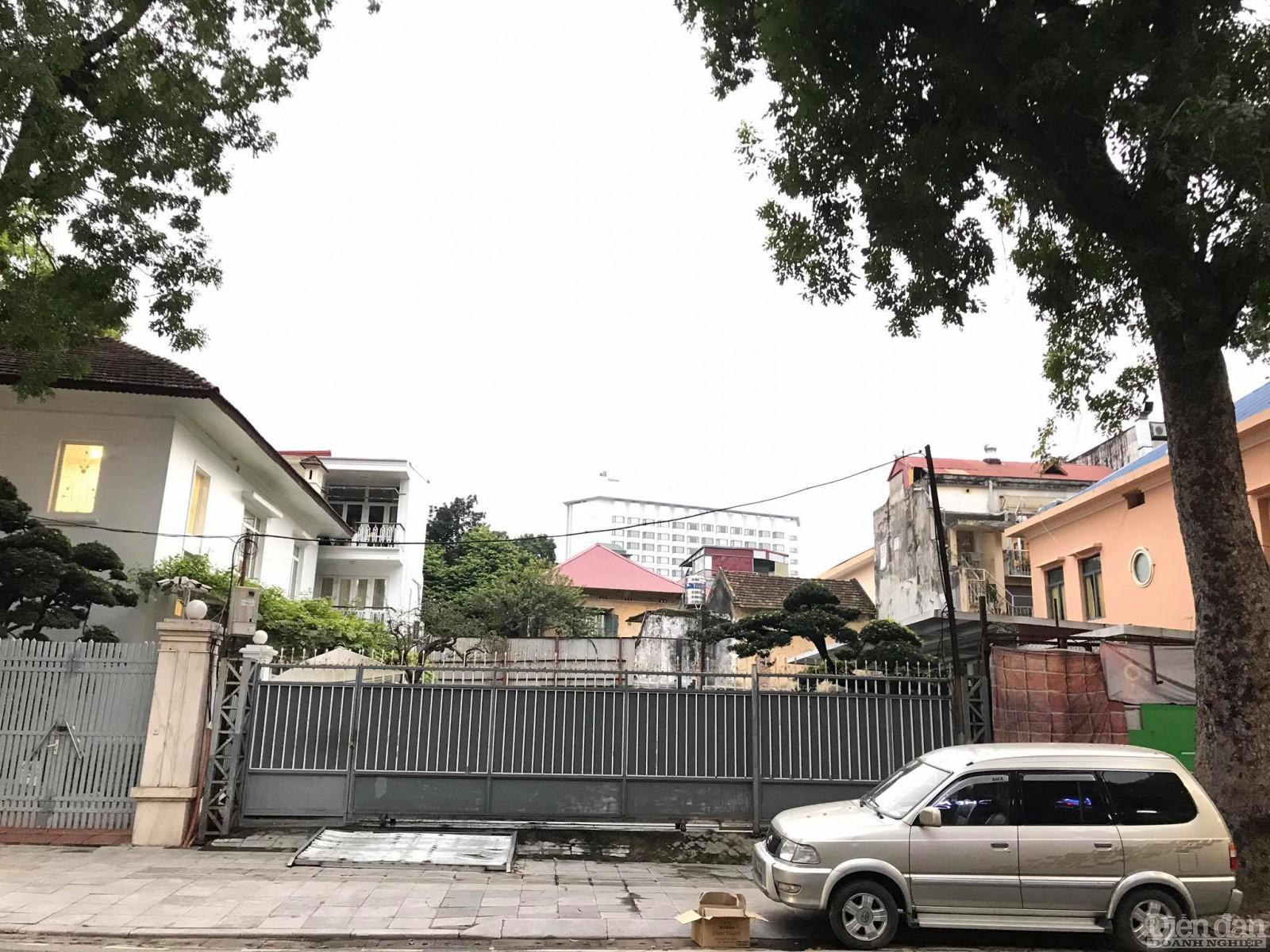 """Hà Nội thu hồi 655 m2 """"đất vàng"""" 69 Nguyễn Du sau kết luận của Thanh tra Chính phủ"""