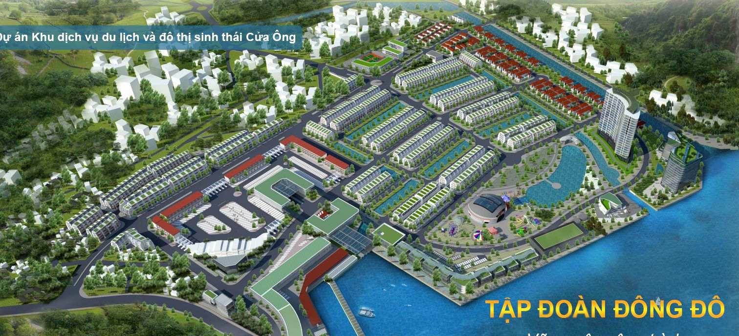 """Ba nhà đầu tư """"bắt tay"""" làm khu du lịch và đô thị sinh thái 3.000 tỷ ở Quảng Ninh"""