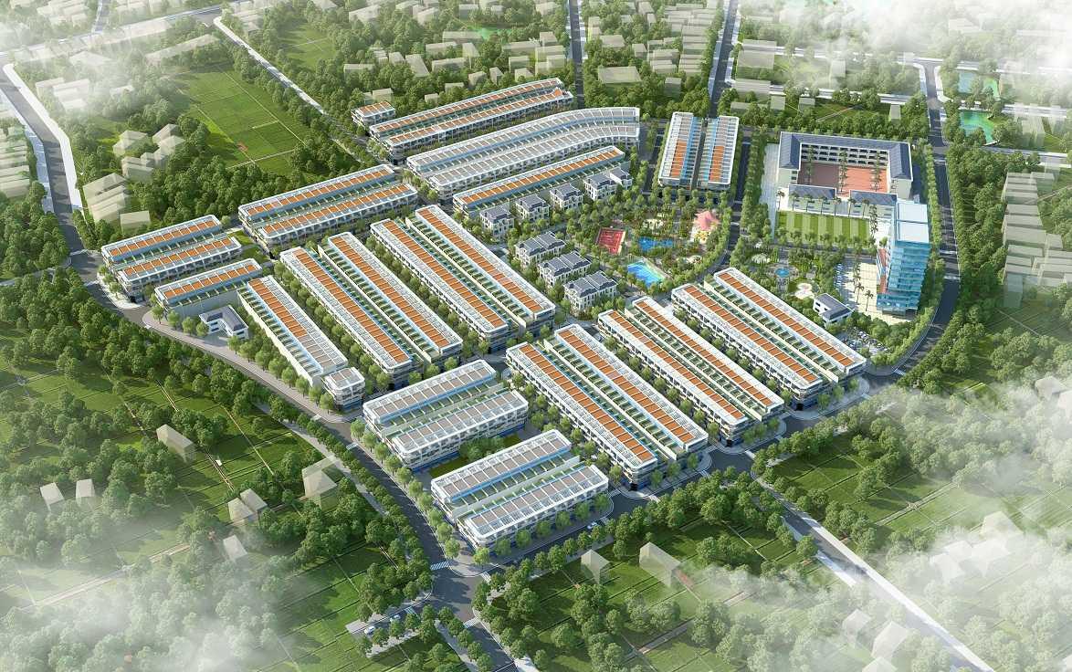Sau trúng thầu dự án, Kosy vay 250 tỷ để xây Khu đô thị rộng 20ha