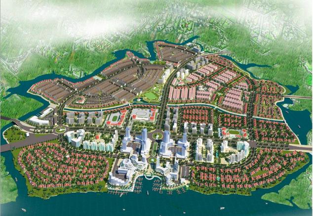 Tập đoàn Thái Lan nghiên cứu lập quy hoạch Khu đô thị rộng hơn 750 ha ở Long Thành