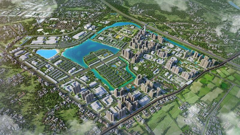 """Vingroup bán gần 10.000 m2 """"đất vàng"""" để xây trường học trong Khu đô thị Gia Lâm"""