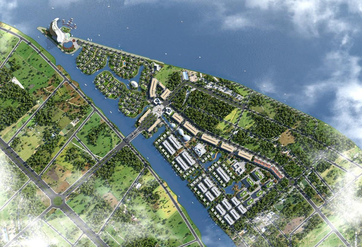 Xây khu đô thị gần 5.000 tỷ đồng ở Cần Thơ