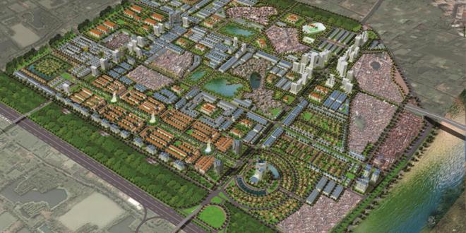 Xây khu đô thị mới gần 40 ha ở Bắc Giang