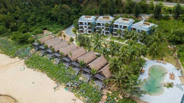 Xây tổ hợp nghỉ dưỡng rộng 4,2ha ở Bình Định