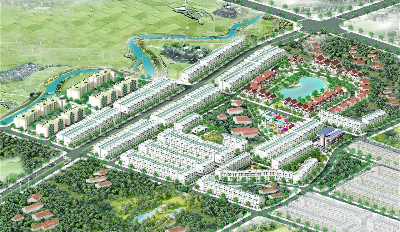 """Doanh nghiệp địa ốc Hà Nội rót hơn 350 tỷ vào loạt dự án """"khủng"""" ở Thái Nguyên, Hà Nam và Ninh Bình"""