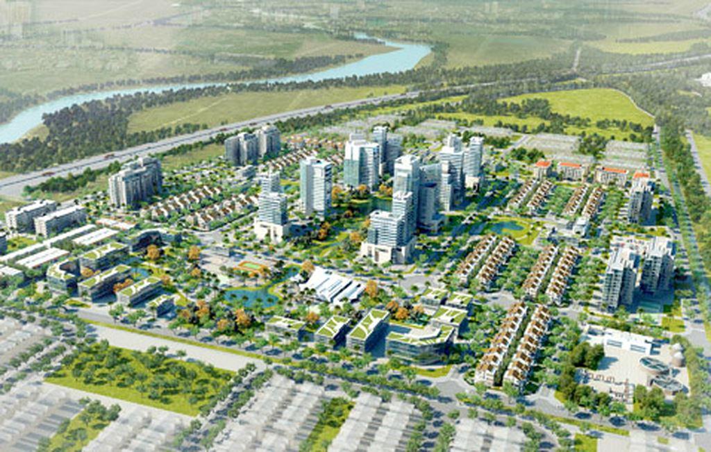 Thêm một khu công nghiệp lớn sắp mọc lên ở Bắc Ninh
