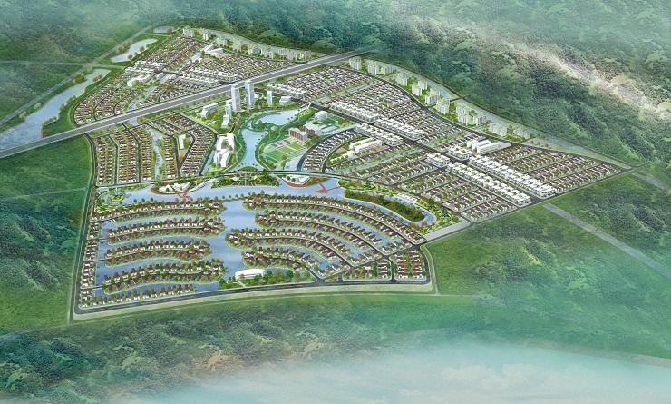 """""""Siêu dự án"""" 10.000 tỷ của đại gia kín tiếng Hà Thành điều chỉnh quy hoạch"""