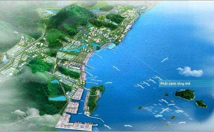 Công ty buôn bán nông sản xây khu du lịch sinh thái rộng hơn 25ha ở Thanh Hóa