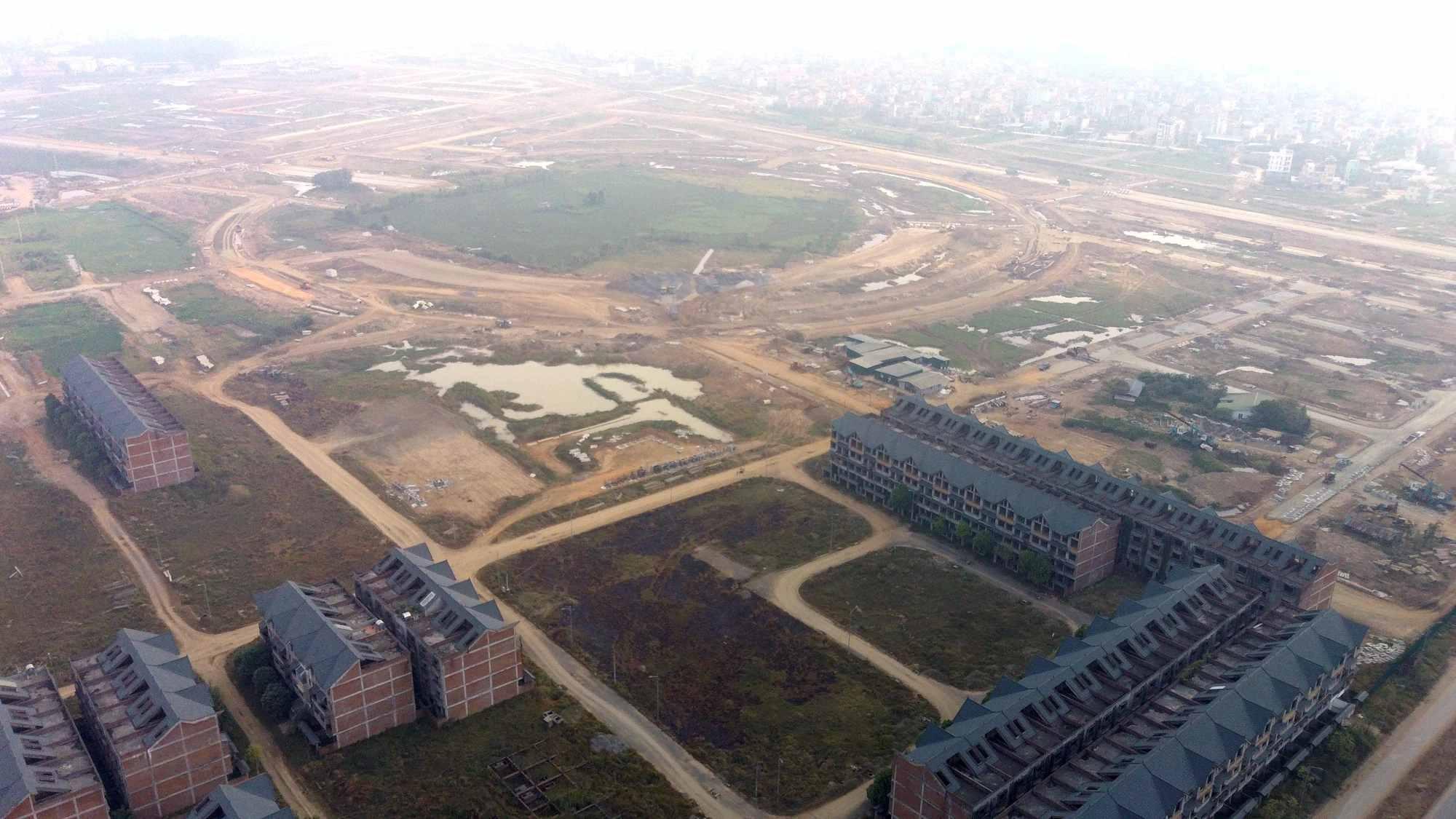 """Cenland dự chi gần 350 tỷ """"thâu tóm"""" 109 lô đất Khu đô thị mới Kim Chung – Di Trạch"""