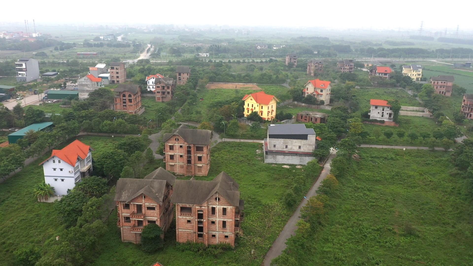 60 dự án chậm triển khai tại Mê Linh đều đã hết hạn đầu tư