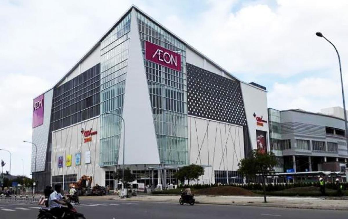 AEON MALL sắp xây trung tâm thương mại 190 triệu USD tại Bắc Ninh