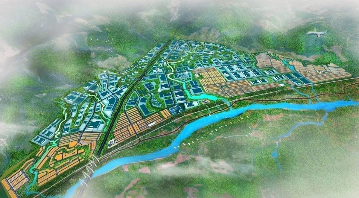 """""""Ông trùm"""" khu công nghiệp xây Khu đô thị, dịch vụ 4.000 tỷ đồng ở Bình Định"""