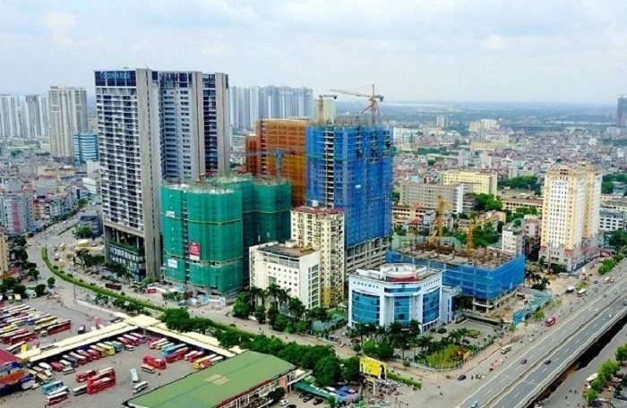 Vượt mục tiêu gần 10.000 căn hộ thương mại, Hà Nội vẫn còn 146 dự án đang xây