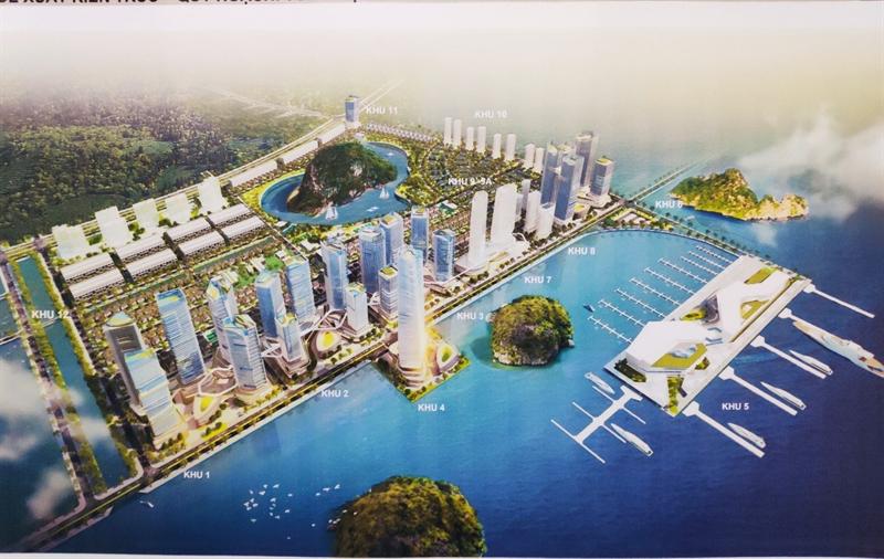"""Everland phát hành 40 triệu cổ phiếu để đầu tư """"siêu dự án"""" 3.612 tỷ ở Vân Đồn"""