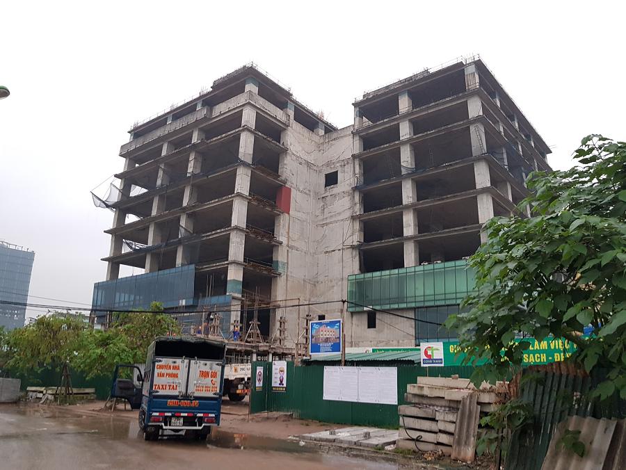 Nhiều dự án đắc địa quận nội thành Hà Nội được gia hạn vẫn… bỏ hoang