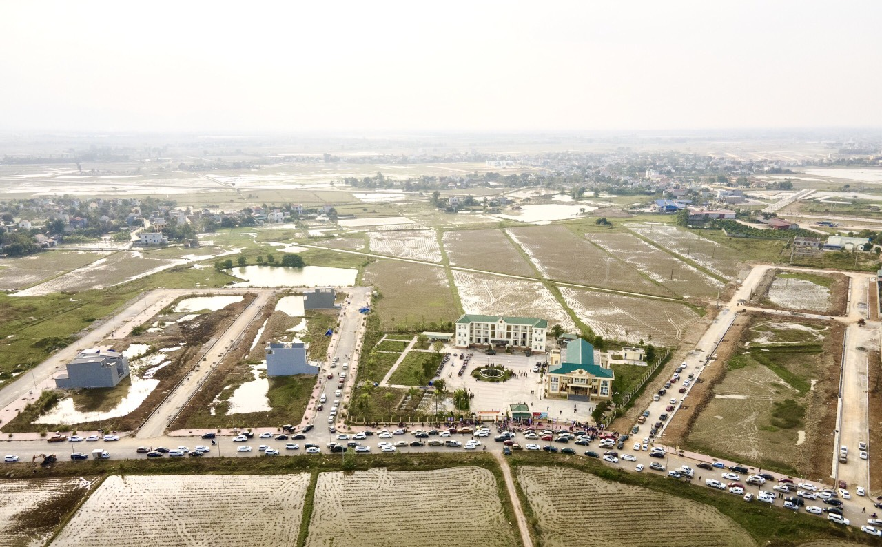 Thanh Hóa sắp bán đấu giá quyền sử dụng đất gần 900 dự án