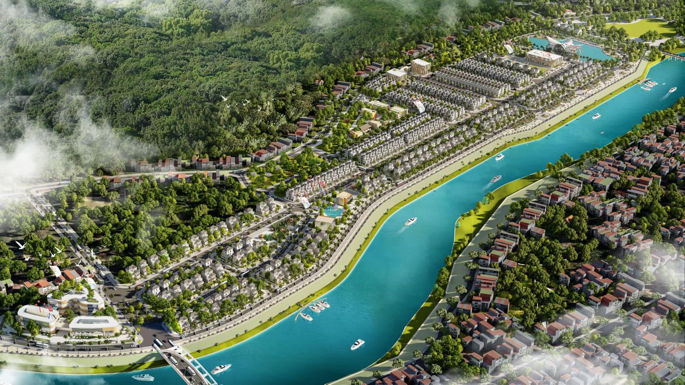 """Phú Thọ tìm nhà đầu tư xây """"siêu đô thị"""" rộng 361,5ha"""