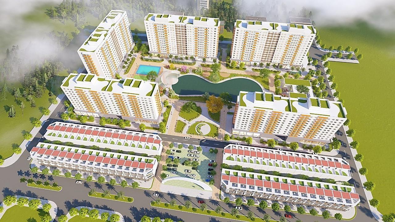 """Dự án nhà ở xã hội Ecohome của Capital House """"gặp khó"""" ở Bình Định?"""