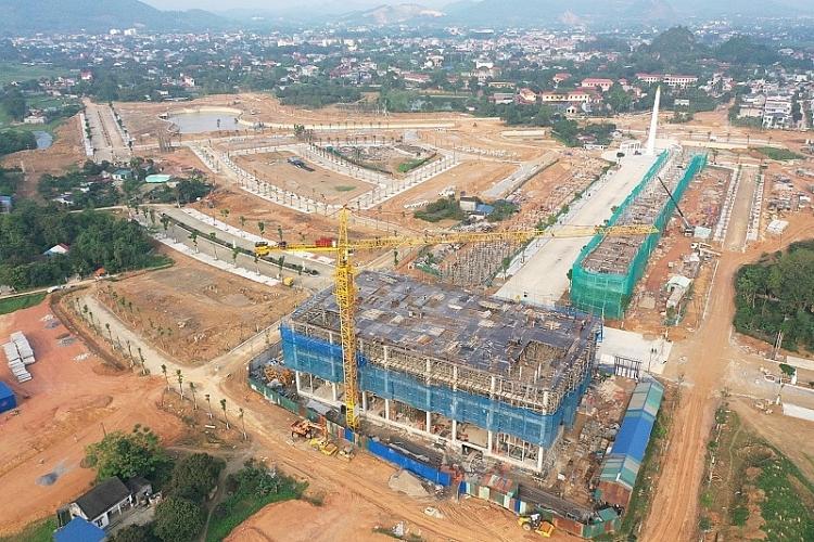 """""""Siêu dự án"""" nghìn tỷ của Danko ở Thái Nguyên gặp khó"""