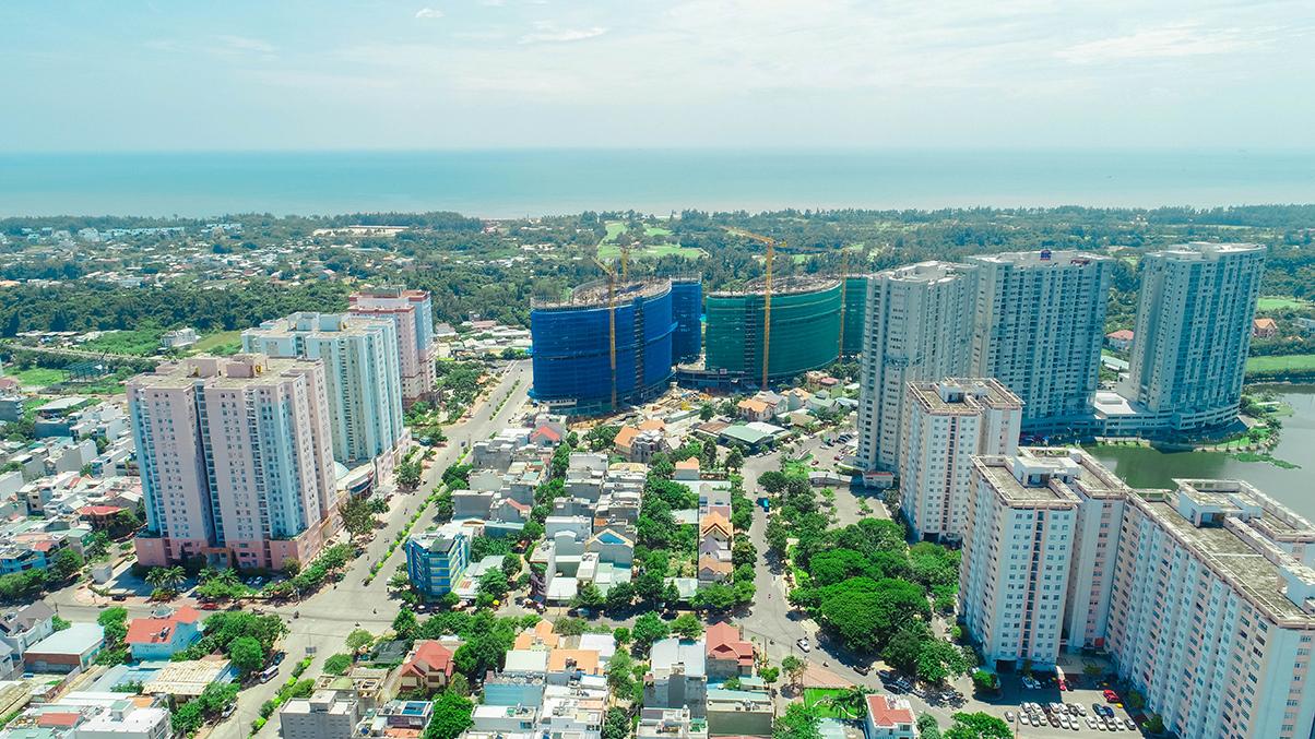  Sau 25 năm được phê duyệt, Dự án đô thị đầu tiên rộng gần 100 ha của DIC Corp vẫn dang dở